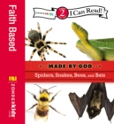 Spiders, Snakes, Bees, and Bats : Level 2 - eBook