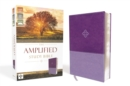 The Amplified Study Bible, Leathersoft, Purple - Book