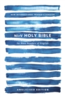 NIrV, Holy Bible for New Readers of English, Anglicised Edition, Paperback, Blue - Book