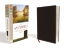 The Amplified Topical Reference Bible, Bonded Leather, Black - Book
