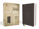 The Jesus Bible, ESV Edition, Cloth over Board, Gray - Book