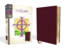 NRSV, Thinline Bible, Bonded Leather, Burgundy, Comfort Print - Book