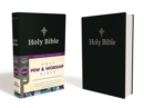 NRSV, Pew and Worship Bible, Hardcover, Black, Comfort Print - Book