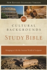 NRSV, Cultural Backgrounds Study Bible, eBook : Bringing to Life the Ancient World of Scripture - eBook