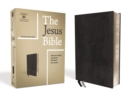 The Jesus Bible, ESV Edition, Leathersoft, Black - Book