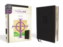 NRSV, Thinline Bible, Compact, Leathersoft, Black, Comfort Print - Book