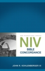 NIV Bible Concordance - Book