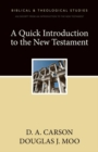 A Quick Introduction to the New Testament : A Zondervan Digital Short - eBook