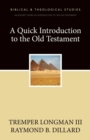 A Quick Introduction to the Old Testament : A Zondervan Digital Short - eBook