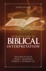 Introduction to Biblical Interpretation : Third Edition - Book