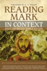 Reading Mark in Context : Jesus and Second Temple Judaism - eBook