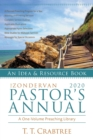 The Zondervan 2020 Pastor's Annual : An Idea and Resource Book - Book