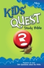 NIrV, Kids' Quest Study Bible, eBook : Answers to over 500 Questions about the Bible - eBook