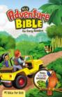 NIrV, Adventure Bible for Early Readers, Hardcover, Full Color - Book