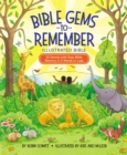 Bible Gems to Remember Illustrated Bible : 52 Stories with Easy Bible Memory in 5 Words or Less - Book