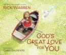God's Great Love for You - Book
