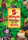 5-Minute Adventure Bible Stories - Book