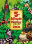 5-Minute Adventure Bible Stories - eBook