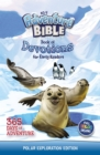 NIrV Adventure Bible Book of Devotions for Early Readers: Polar Exploration Edition : 365 Days of Adventure - eBook