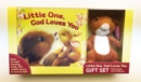 Little One, God Loves You Gift Set - Book