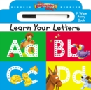 The Beginner's Bible Learn Your Letters : A Wipe Away Board Book - Book