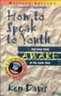 How to Speak to Youth . . . and Keep Them Awake at  the Same Time : A Step-by-Step Guide for Improving Your Talks - eBook