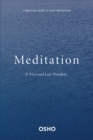 Meditation : A First and Last Freedom - Book
