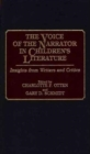 The Voice of the Narrator in Children's Literature : Insights from Writers and Critics - Book