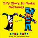 It's Okay To Make Mistakes - Book