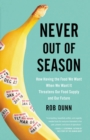 Never Out of Season : How Having the Food We Want When We Want It Threatens Our Food Supply and Our Future - eBook