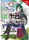 Re:ZERO -Starting Life in Another World-, Vol. 5 (light novel) - Book