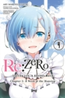 re:Zero Starting Life in Another World, Chapter 2: A Week in the Mansion, Vol. 4 - Book
