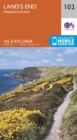 Land's End, Penzance and St Ives - Book