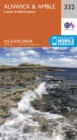 Alnwick and Amble, Craster and Whittingham - Book