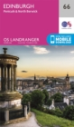 Edinburgh, Penicuik & North Berwick - Book