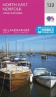 North East Norfolk : Cromer & Wroxham - Book