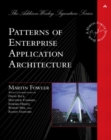 Patterns of Enterprise Application Architecture - Book