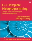 C++ Template Metaprogramming : Concepts, Tools, and Techniques from Boost and Beyond - Book