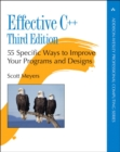 Effective C++ : 55 Specific Ways to Improve Your Programs and Designs - Book