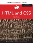 HTML and CSS : Visual QuickStart Guide - Book