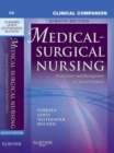 Clinical Companion to Medical-Surgical Nursing - E-Book : Assessment and Management of Clinical Problems - eBook