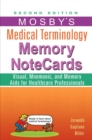 Mosby's Medical Terminology Memory NoteCards - E-Book - eBook