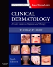 Clinical Dermatology : A Color Guide to Diagnosis and Therapy - Book