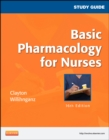 Study Guide for Basic Pharmacology for Nurses - E-Book - eBook