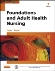 Foundations and Adult Health Nursing - E-Book - eBook