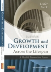 Growth and Development Across the Lifespan - E-Book : A Health Promotion Focus - eBook