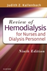 Review of Hemodialysis for Nurses and Dialysis Personnel - E-Book - eBook