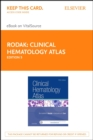 Clinical Hematology Atlas - E-Book - eBook