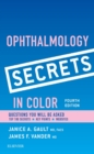 Ophthalmology Secrets in Color E-Book - eBook