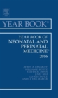 Year Book of Neonatal and Perinatal Medicine, 2016 - Book